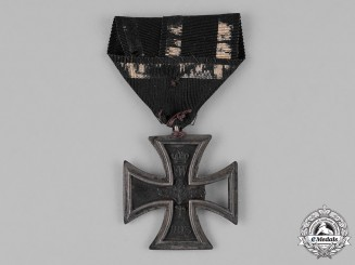 Prussia, State. An Iron Cross 1813 Second Class