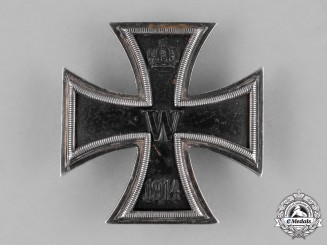 Germany. An Iron Cross 1914 First Class