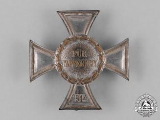 Mecklenburg-Strelitz. A Merit Cross 1. Class for Bravery