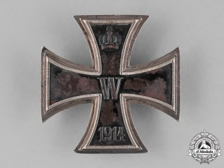 Prussia, State. An Iron Cross 1914 First Class