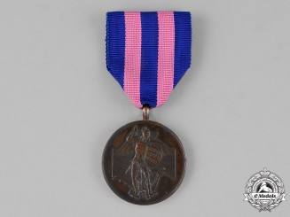 Bavaria, Kingdom. A Royal Merit Order of St. Michael, Bronze Merit Medal