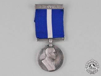 India, Bahawalpur. A Workers Service/Works Merit Medal
