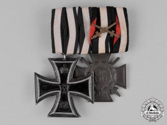 Prussia, State. A First War Period Medal Bar