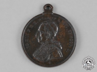 Vatican. A Pope Leo XIII Global Catholic Education Medal 1893