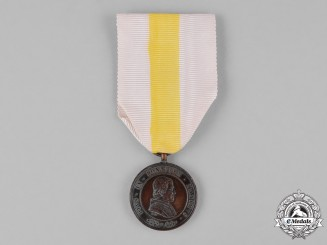 Vatican. A Medal for Roman Firefighters