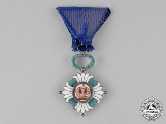 Yugoslavia, Kingdom. An Order of the Yugoslav Crown, 5th Class Knight