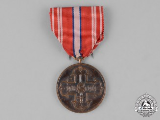 Czechoslovakia. A Decoration for the Czechoslovak Volunters of 1918-1919