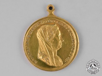 Austria, Empire. An Award Medal for the Promotion of Humanistic Studies 1774