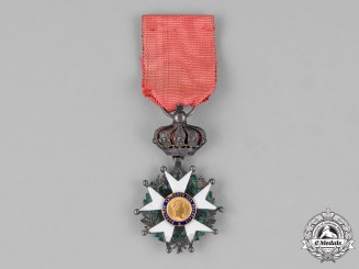 France, II Empire. A Legion D'Honneur, Reduced Size, c.1860