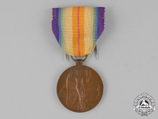 Czechoslovakia, First Republic. A First War Victory Medal