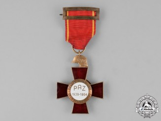 Spain, Franco Period. A Twenty-Five Years of Peace Cross 1939-1964