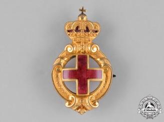 Bulgaria, Kingdom. An Honour Badge of the Bulgarian Red Cross