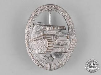Germany, Federal Republic. A Tank Assault Badge, Alternative 1957 Version