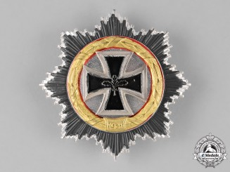 Germany, Federal Republic. A German Cross in Gold, 1957 Version