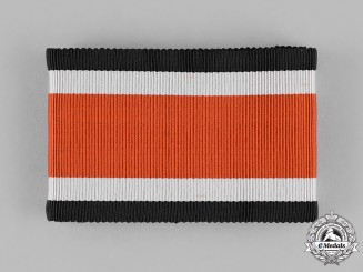 Germany. A Mint and Unissued Original Ribbon for a Knight's Cross of the Iron Cross 1939
