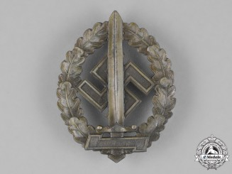Germany. An SA-Defense Badge for War Disabled, by Werner Redo