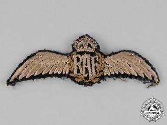 United Kingdom. A Royal Air Force (RAF) Pilot Wings c. 1918