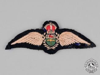 Rhodesia. A Second War Rhodesian Air Force (RhAF) Pilot Wings