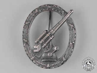 Germany, Federal Republic. A Wehrmacht Flak Badge, Alternative 1957 Version