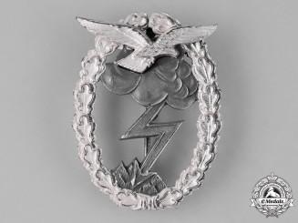 Germany, Federal Republic. A Luftwaffe Ground Assault Badge, Alternative 1957 Version