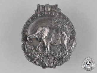 Germany, Empire. A Colonial Expedition Honour Badge