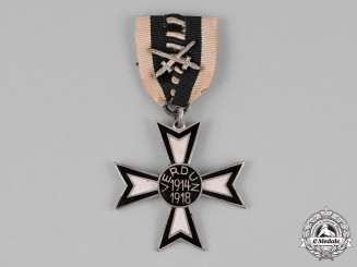 Germany, Weimar Republic. An Battle of Verdun Commemorative Cross