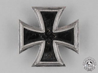 Germany. An Iron Cross 1939 First Class, by Wilhelm Deumer
