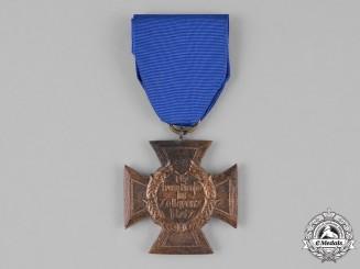 Germany, Federal Republic. A Border Protection Long Service Award, Alternative 1957 Version