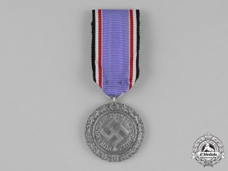 "Germany. An Air Raid Defence ""Luftschutz"" Medal: Second Class; Heavy Version"