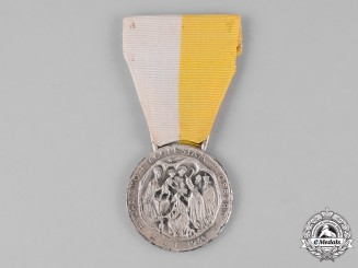 Vatican. A Medal Commemorating Pope Paul VI's Visit to The Holy Land 1964