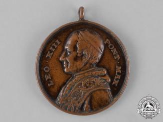 Vatican. A Pope Leo XIII Commemorative Medal