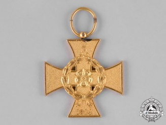 Lippe, Principality. A War Merit Cross