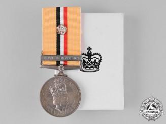 United Kingdom. An Iraq Medal 2003, Boxed