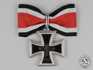 Germany, Federal Republic. A Knight's Cross of the Iron Cross 1939, Alternative 1957 Version
