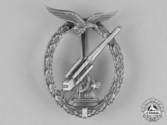 Germany, Federal Republic. A Luftwaffe Flak Badge, Alternative 1957 Version