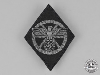 Germany. A National Socialist Motor Corps Driver's Sleeve Diamond
