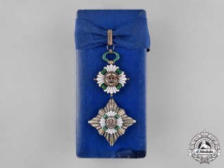 Yugoslavia, Kingdom. An Order of the Crown, II Class, by Sorlini, Varaždin