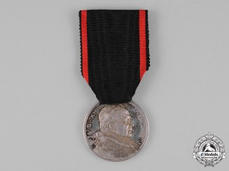 Vatican. A Pius XI Benemerenti Jubilee Redemption Medal (1922-1939)