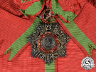 Turkey, Ottoman Empire. An Order of Medjidie, I Class Grand Cross, c.1890