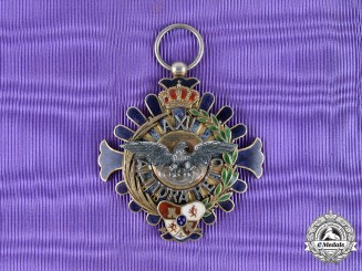Spain, Kingdom. A Civil Order of Alphonso XII, Grand Cross, c.1915