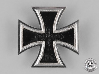 Germany, Federal Republic. An Iron Cross 1939 First Class, Alternative 1957 Version