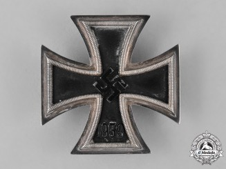 Germany. An Iron Cross 1939 First Class, by Klein & Quenzer