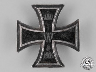 Germany, Empire. An Iron Cross 1914, First Class, by the Unknown Maker K.A.G.