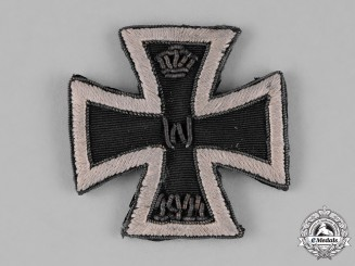 Germany, Empire. An Iron Cross 1914, First Class, Cloth Version