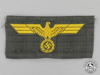 Germany,. A Mint Kriegsmarine Coastal Artillery EM/NCO Overseas Cap Eagle