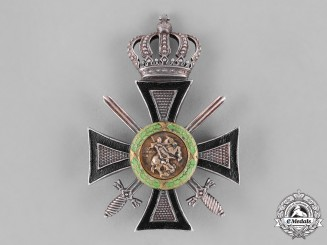 Romania, Kingdom. An Order of St. George, Knight Grand Officer, c.1944
