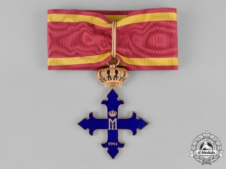 Romania, Kingdom. An Order of Michael the Brave, II Class Commander's Cross, c.1941
