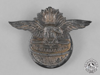 Austria, Empire. A 1917 Imperial and Royal Aviator's Fundraising Badge