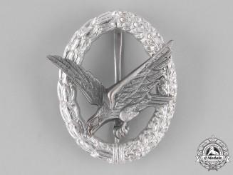 Germany, Federal Republic. A Luftwaffe Air Gunner Badge, Alternative 1957 Version