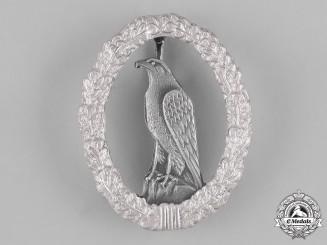 Germany, Federal Republic. A Retired Luftwaffe Pilot Badge, Alternative 1957 Version